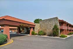 quality inn santa fe pet friendly hotel