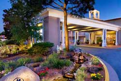 hilton Santa Fe pet friendly hotel