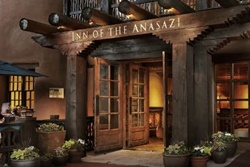 Rosewood Inn of the Anasazi, dog friendly hotels in Santa Fe, New Mexico, pet friendly Santa Fe hotels