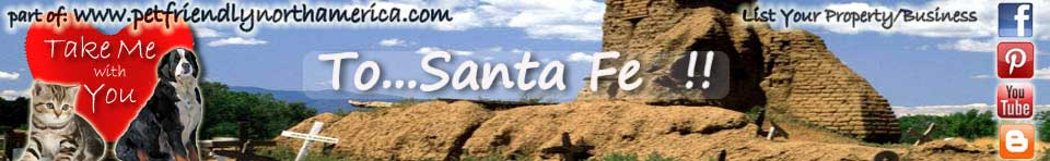 pet friendly santa fe nm